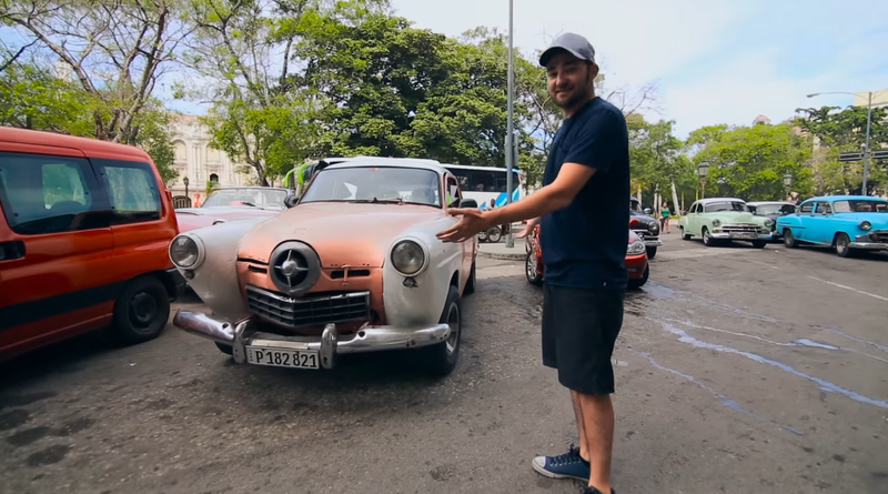 Illustration for article titled Mighty Car Mods Went Down To Cuba And It's Incredibly Perfect