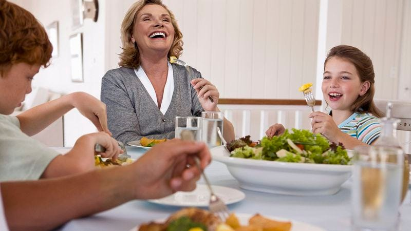 local.theonion.com - The Onion - Infertile Aunt Doing It Up Big At Kids Table
