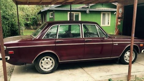 For 1 995 Could This 1980 Volvo 264 Gle Be A Diplomat S Dream
