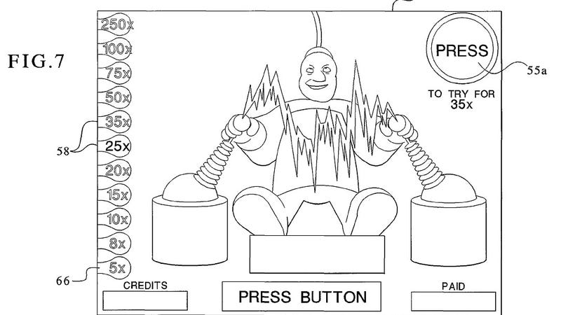 Illustration for article titled Let's Look At Some More Oddly Electrifying Video Game Patent Art