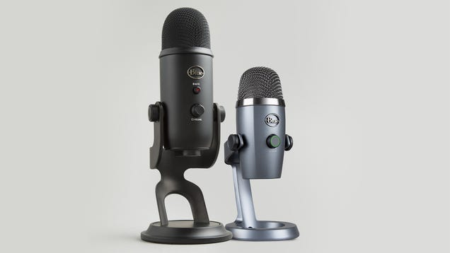 Blue s Yeti Nano Is a Shrunken Down Version of the Popular Podcasting and YouTuber Mic