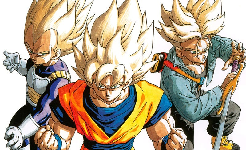 in japan the original manga is and always has been dragon ball the original japanese title is the phonetic english words dragon ball - Dragon Ball Z Com
