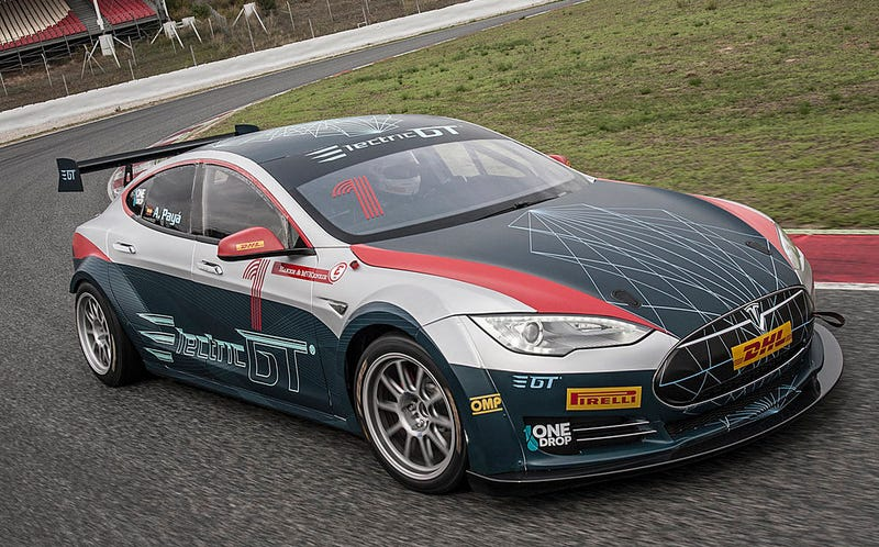 Foto: Electric GT Holdings.