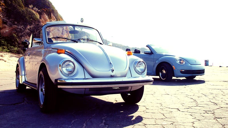 Illustration for article titled If You Want A Fun New Beetle, Buy A Classic One Instead