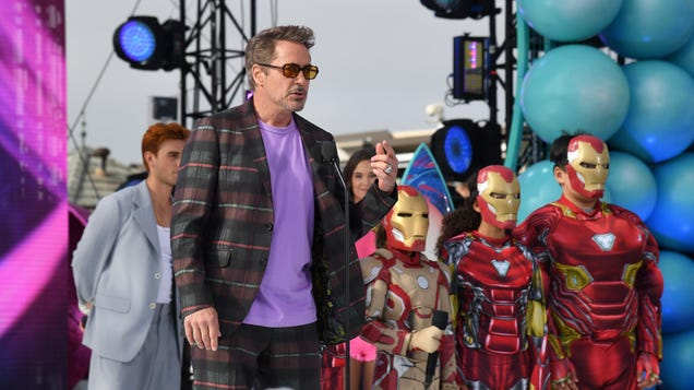 Robert Downey Jr. to return as Tony Stark for Marvel's animated What If…? show