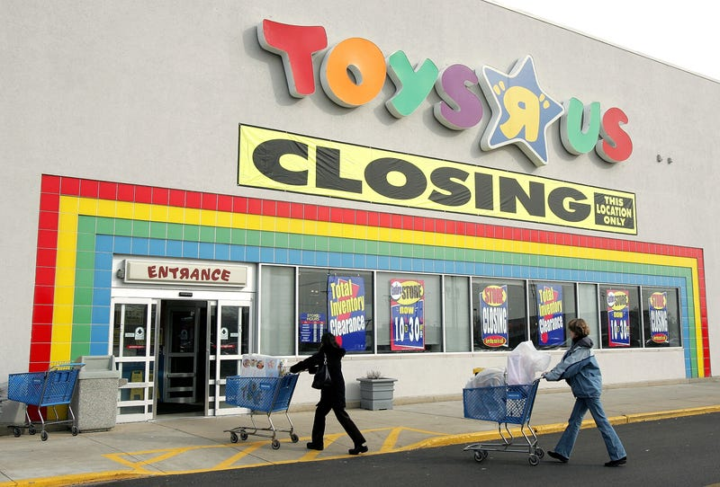 Illustration for article titled Toys R Us Liquidation Discounts