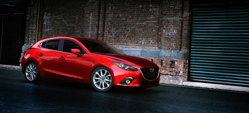 Illustration for article titled Mazda 3 Sales Slump Isn't About Corolla/Civic