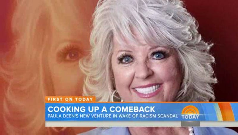 Illustration for article titled Paula Deen Forgets That She's Not the Victim of Her Racist Scandal