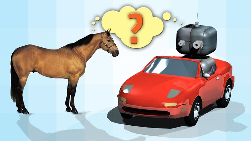 Illustration for article titled A Driverless Car Will Be The First Real Robot You'll Own