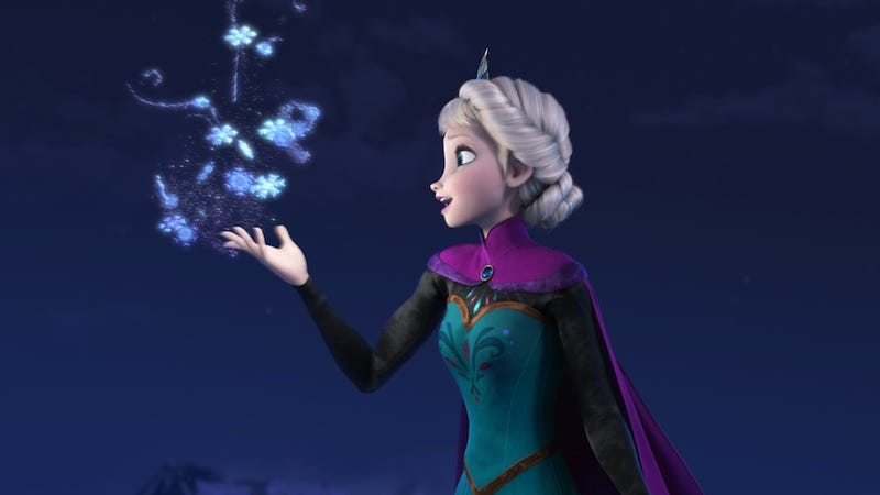 Illustration for article titled The Actress Who Voiced Teen Elsa in Frozen Got Paid Just $926.20