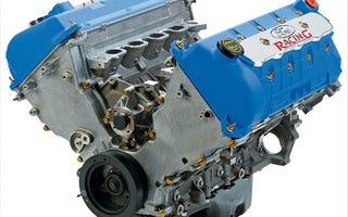 Illustration for article titled Ford mod motor
