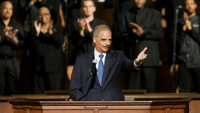 Illustration for article titled Attorney General Eric Holder Announces Plan to End Racial Profiling