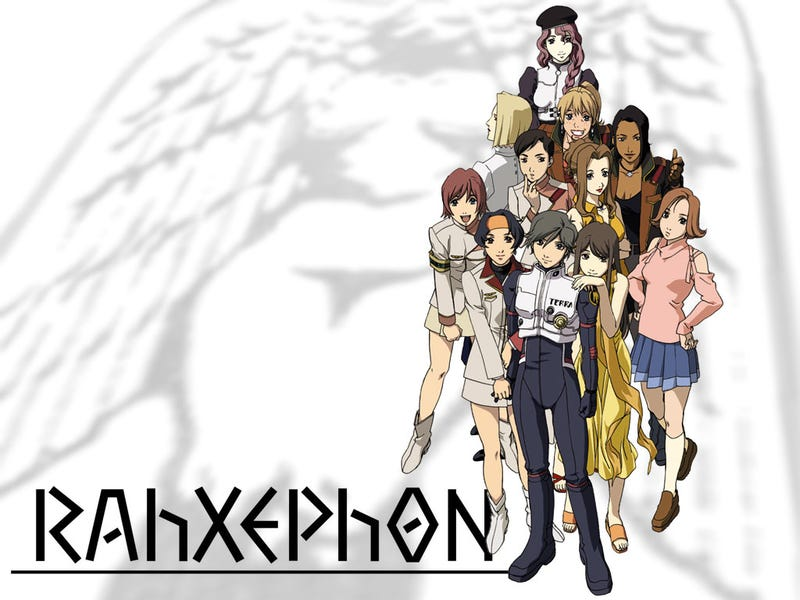 Illustration for article titled Dex's Review: RahXephon