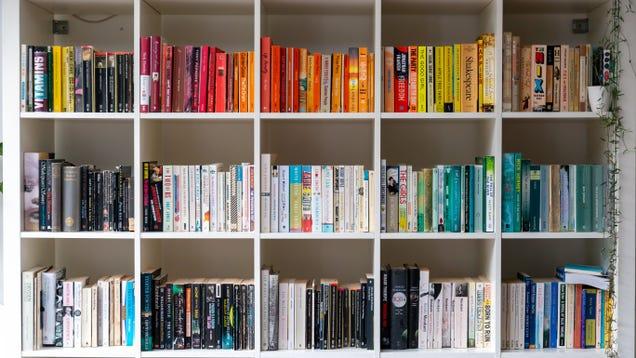 Cómo exhibir sus libros como un adulto más sofisticado 12