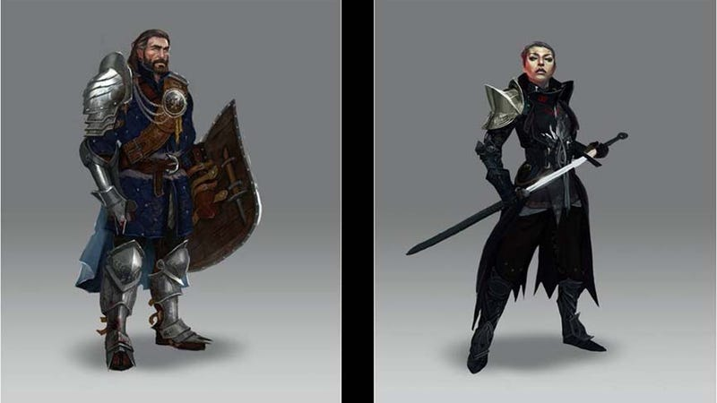 Illustration for article titled What We Do And Don't Know About Dragon Age III: Inquisition