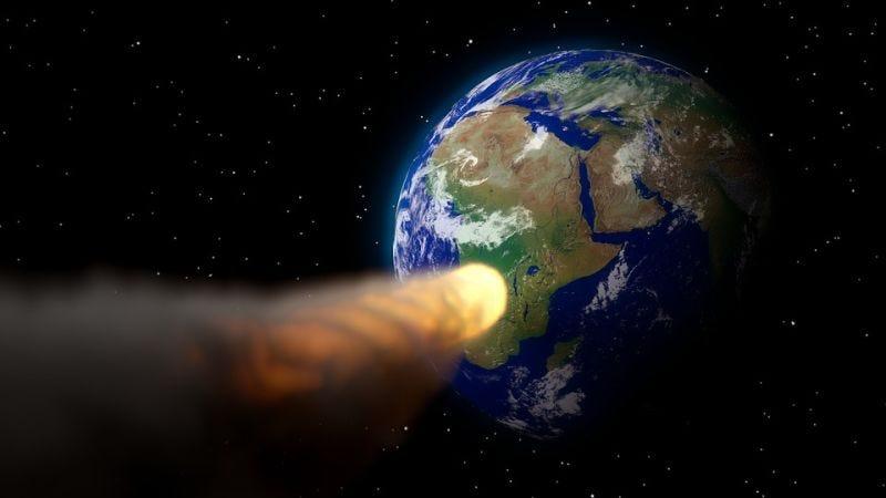 Illustration for article titled Hay más probabilidades de que este asteroide impacte contra la Tierra en septiembre que de que te toque la lotería