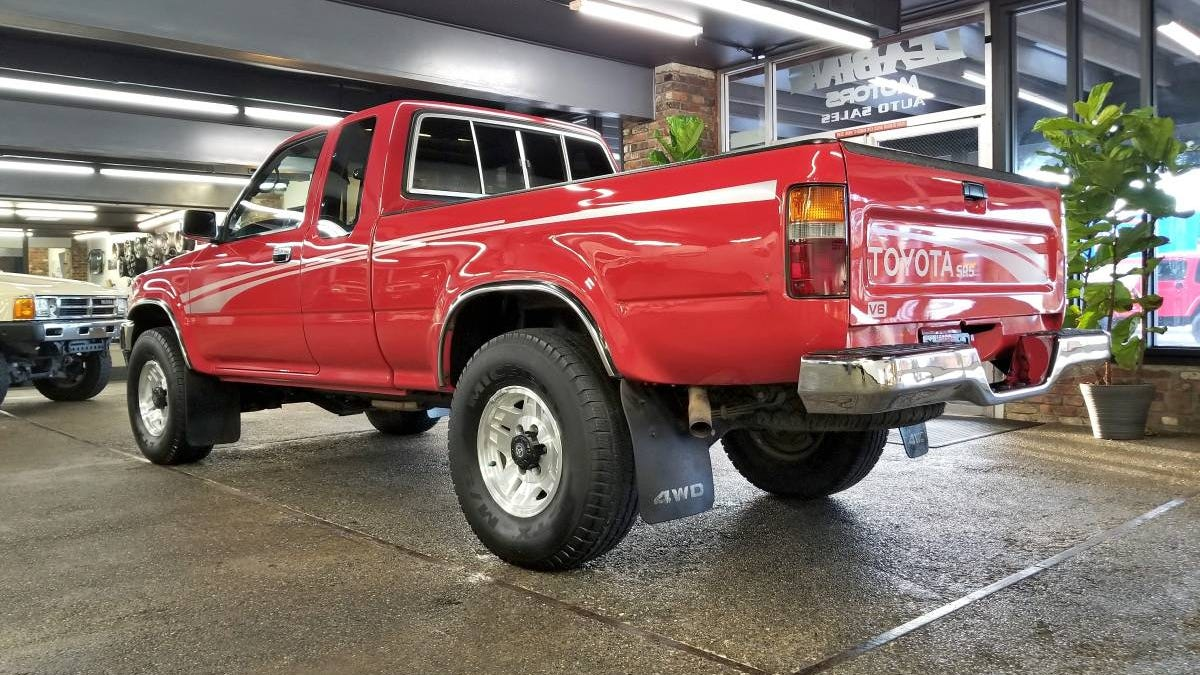 At $7,799, Could You Picture Yourself In This Sweet 1993