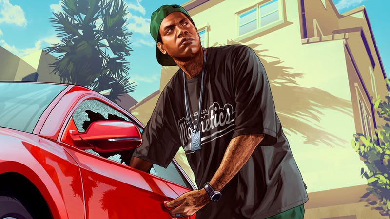 Illustration for article titled Why Not Celebrate The Fourth of July With Some Grand Theft Auto?
