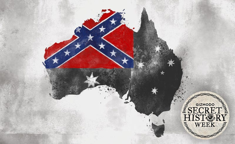 Illustration for article titled Australia's Secret History as a White Utopia