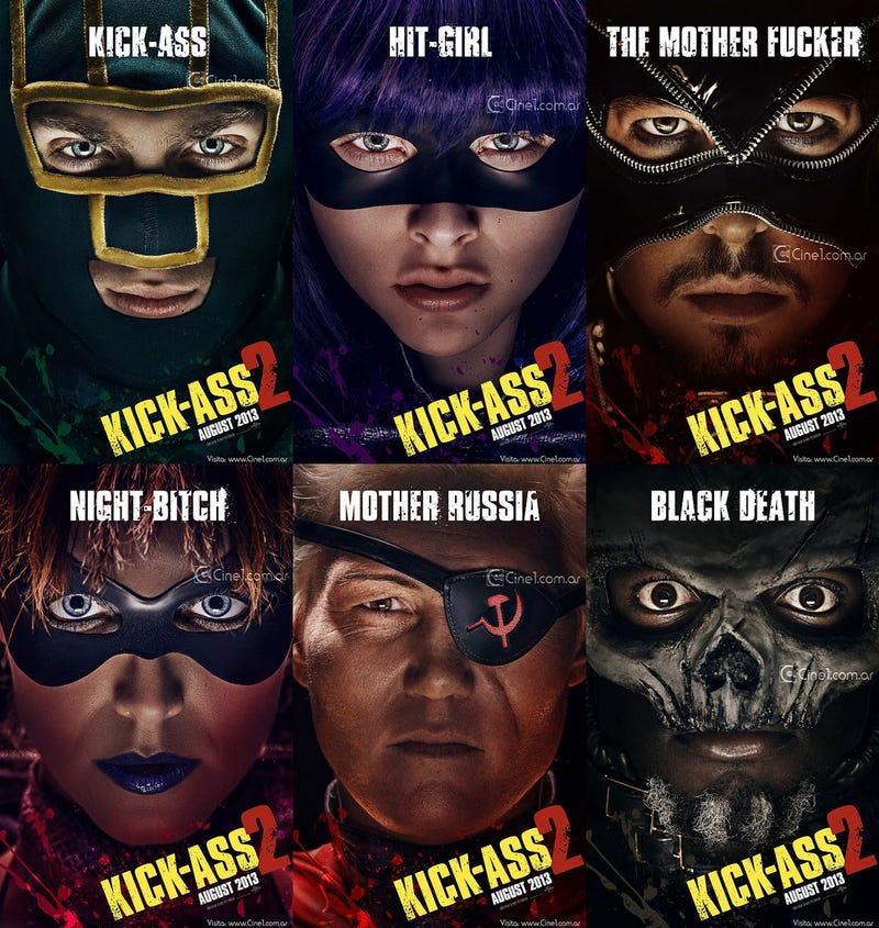Illustration for article titled So I saw Kick-Ass 2 tonight