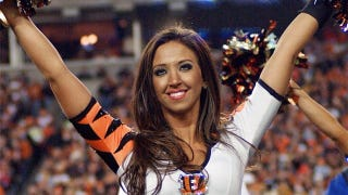 Illustration for article titled Authorities Won't Say Why This Bengals Cheerleader Is Under Investigation, But We Have An Idea