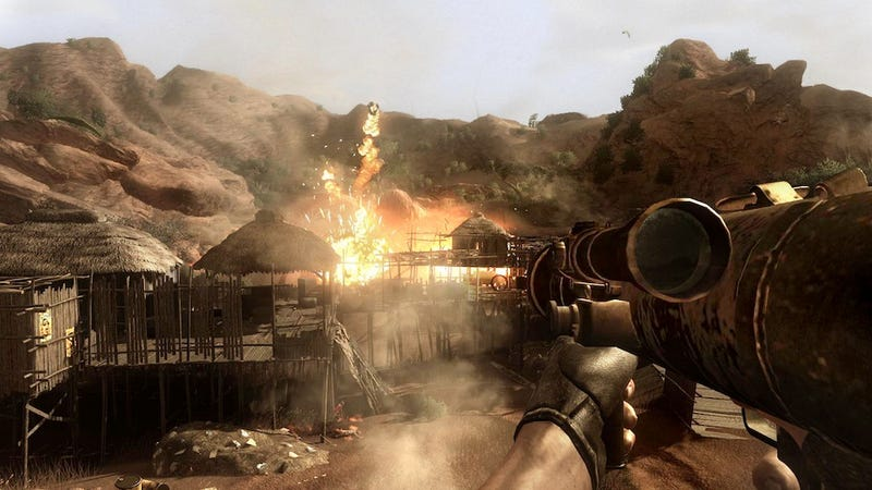 Illustration for article titled Dishonored Designer Harvey Smith Agrees: Far Cry 2 Is Awesome