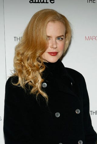 Illustration for article titled Nicole Kidman Will Cut You