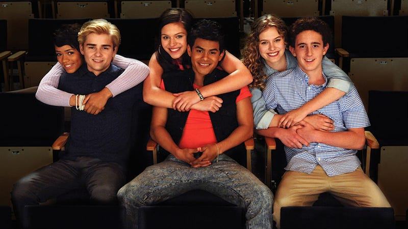 Illustration for article titled Watch the First Five Minutes of Lifetime's Saved By The Bell Movie