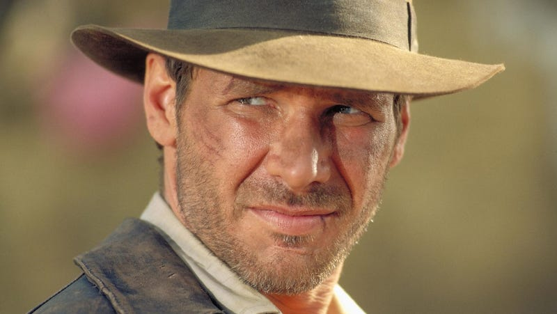 Illustration for article titled Nadie reemplazará a Harrison Ford como Indiana Jones