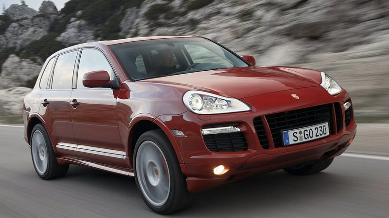 Ilration For Article Led One Of You Maniacs Needs To This Porsche Cayenne Gts With