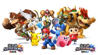 Nintendo's Super Smash Bros. Fighter Ballot is up!