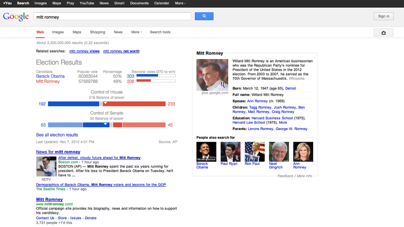Illustration for article titled Google's Search Results Page Looks Different Now