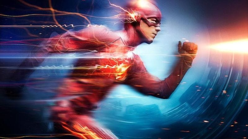 Illustration for article titled The Flash can't outrun the end of its first season