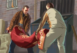 Illustration for article titled GTA IV DLC Out In November, Will Be 15 Hours Worth Of Murder Simulation