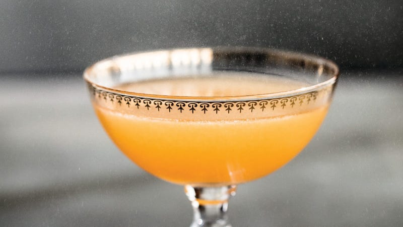 Illustration for article titled 3-Ingredient Happy Hour: A Sidecar Named Desire