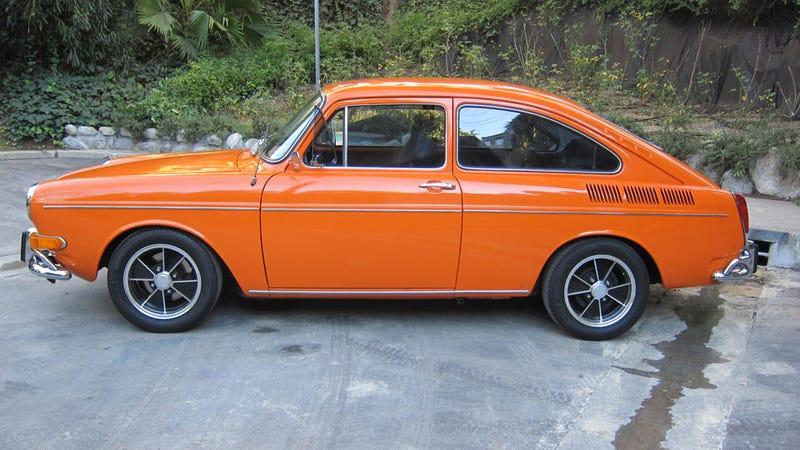 Classic Volkswagen Fastback