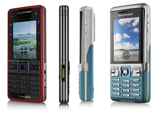 Illustration for article titled Sony Ericsson C902, C702 Bring High-End Photography to Your Pocket