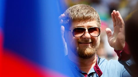 904a2a5287 Chechen Leader Who Oversees the Torture of Gay Men Is Super Sad About  Losing His Instagram Account