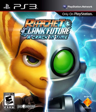 Illustration for article titled Ratchet & Clank: A Crack In Time Clocks In Oct. 27 [Updated]