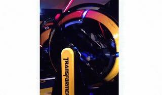 """Transformers 80"""" SDLX • Sega Arcade"""