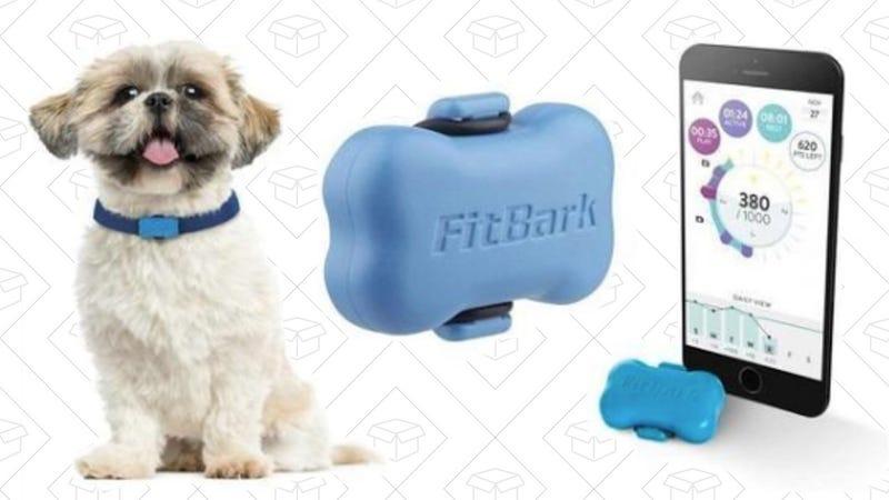 FitBark Activity Monitor   $45   Daily Steals   Use code KINJABARK