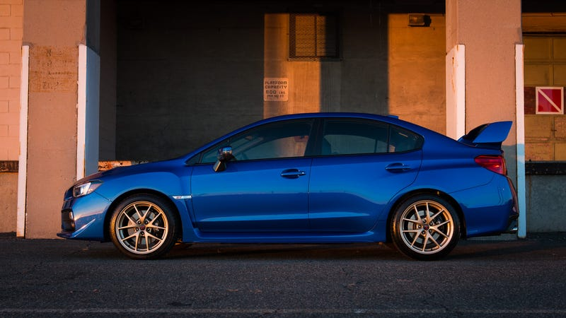 Illustration for article titled 2015 Subaru WRX STI Review - The Subareview