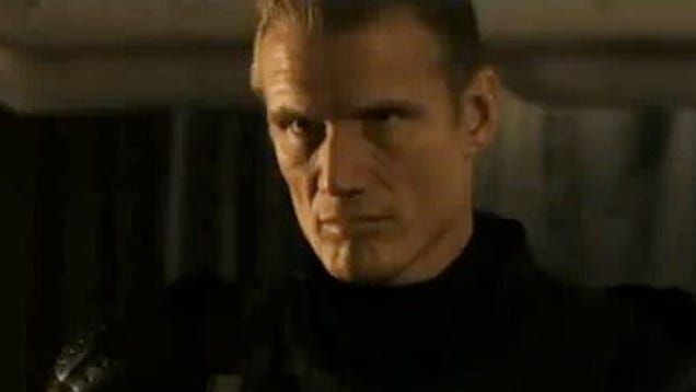 Dolph Lundgren Talks A...