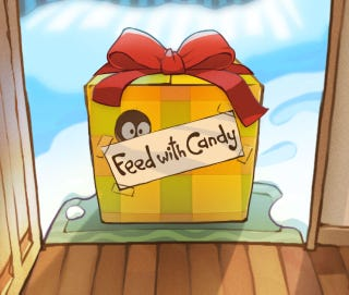 Illustration for article titled There's Free Cut The Rope For The Holidays