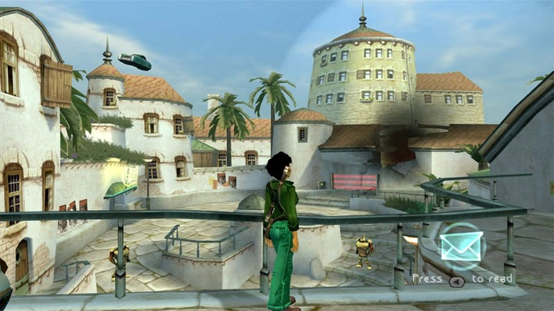 Illustration for article titled Beyond Good & Evil In High Definition Looks Like...This