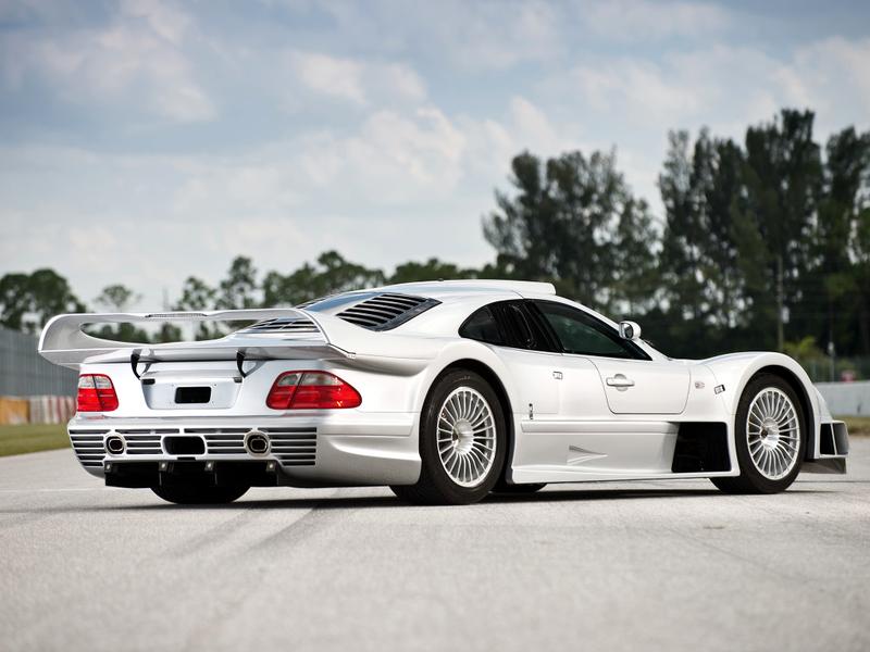 CLK-GTR: even the wheels are vent.