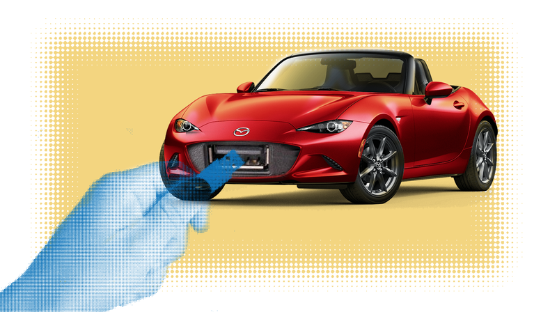 Illustration for article titled Code To Hack Mazdas With A USB Drive Is Now Available To Anyone