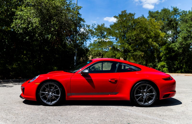 The 2018 Porsche Carrera T Is the Perfect 911 If You Can't Afford a GT3