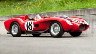 Illustration for article titled 1957 Ferrari 250 Testa Rossa prototype becomes most expensive car ever at $16.39 million