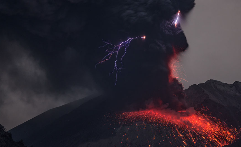 & We Finally Know What Causes Volcanic Lightning azcodes.com